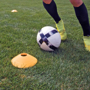 6A10 Kwik Goal Small Disc Cone In Use