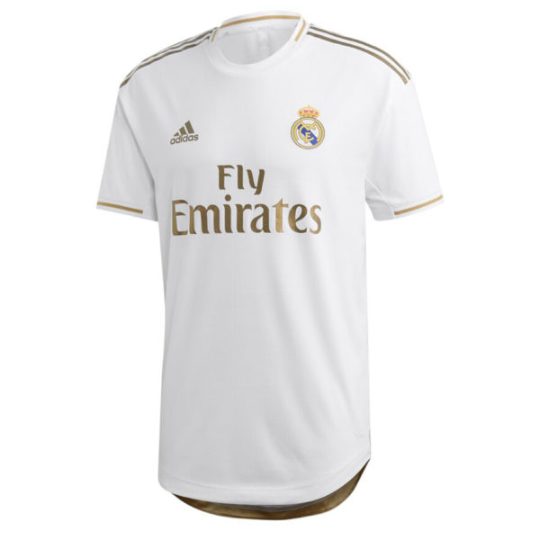 DW4433 Adidas Real Madrid 19-20 Home Jersey