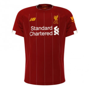 MT930000 New Balance LiverpoolFC 19-20 Home Jersey
