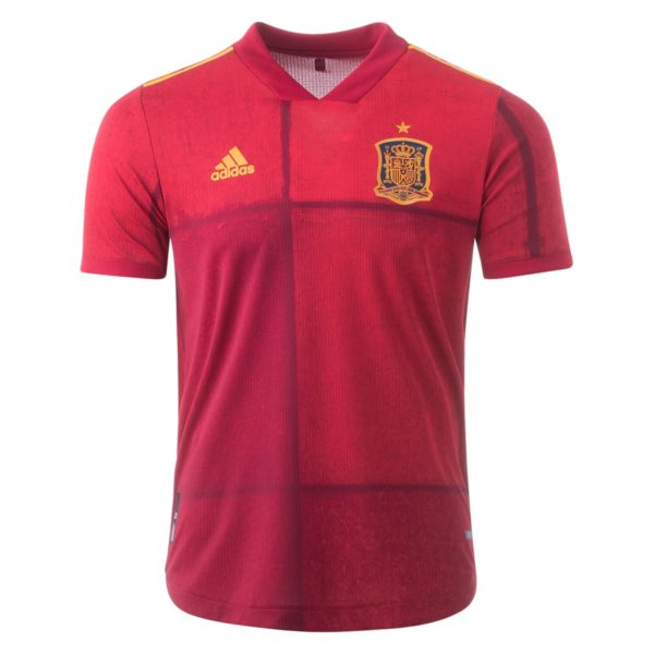 Adidas-Spain Home Jersey 2020